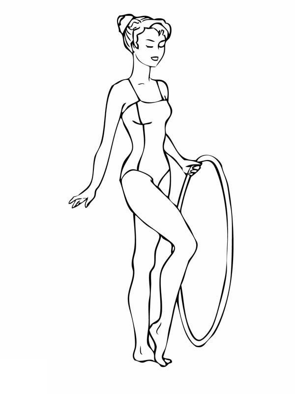 Gymnastics Coloring Pages To Print Gymnastics Leotard Colouring Pages Coloring Pages Galleries Sports Coloring Pages Coloring Pages To Print Coloring Pages