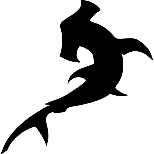 hammerhead shark decal accessoriesontheboardwalk preppy beachlife winfreestuff sale angelamillerdesigns