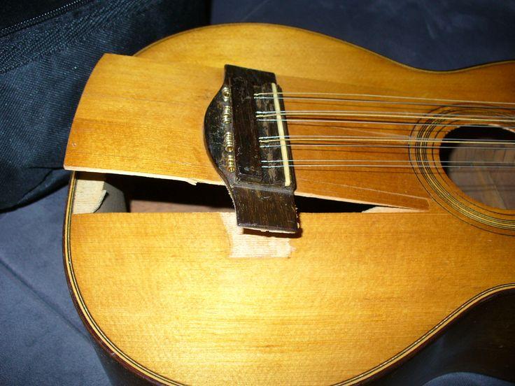 Yamaha Acoustic Guitar Saddle Replacement