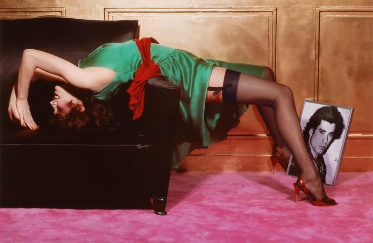 charles jourdan ad from 1979: Guybourdin, Charles Jourdan, Guy Bourdin, Spring 1979, Fashion Photography, Guys Bourdin, Garter Belts, Fashion Shoots, John Travolta