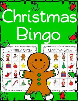 This Christmas freebie includes 10 Christmas bingo cards and calling cards. This is a cute fun activity for all ages; perfect for Christmas parties!Please take a moment to rate my product and follow my store for more freebies and new products! ~Bunn's Busy BeesKeyword: Christmas, bingo, kindergarten, preschool, first grade, homeschool, Santa, December, winter, elf, stocking, Christmas tree, star, games, free, gingerbread man