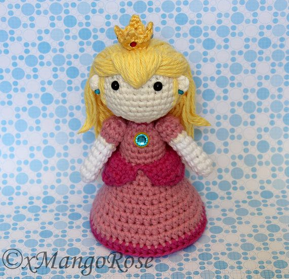 Free Amigurumi Princess Pattern : Pin by Wendy Korz on Cute Crochet Things Pinterest ...