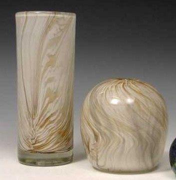 effie-graa.com. Vases, Benny Motzfeldt, PLUS, 1970s.
