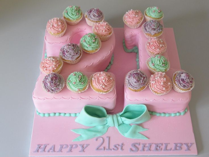21 number cake - Google Search | Cake ideas | Pinterest ...