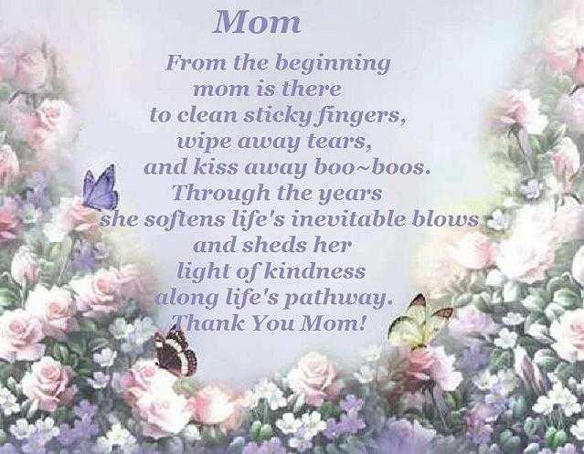 Mutiara Kata Tentang Ibu Bahasa Inggris Apihyayan Blog Miss You Mom I Love You Mom Grandma Poem