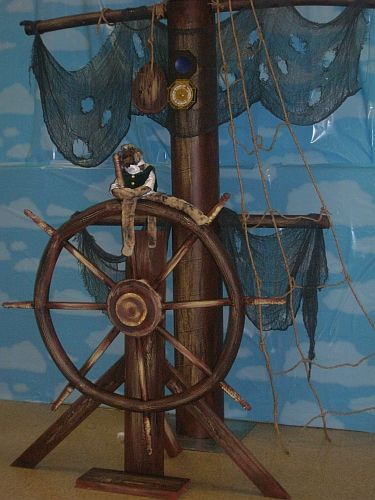 pirate ship stage props design - Google Search