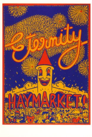 martin sharp poster eBay