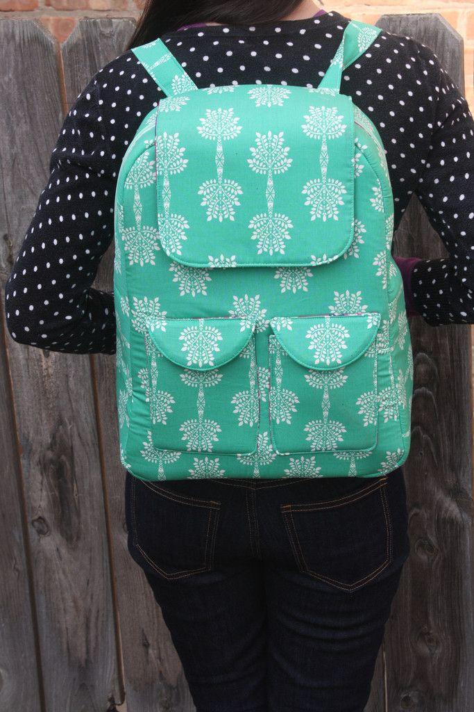 Edelweiss Backpack $9.00