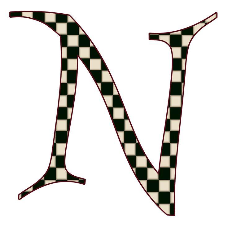 CAPITAL-LETTER-N.png (1200×1200) | ღ Clipart ~ Alphabet ...