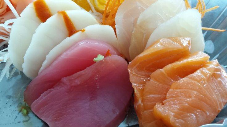 Sashimi appetizer Sushi Thai Cary, nc