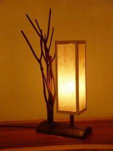 lamparas rusticas y modernas