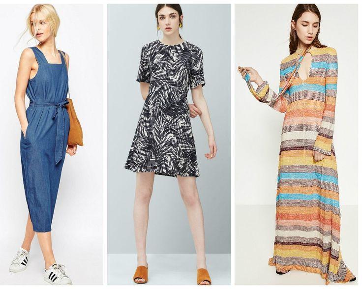 8 rochii de primavara de care te vei indragosti imediat