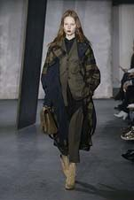 67-3.1 Phillip Lim Fall/Winter 2015/2016 Collection khaki unstructured