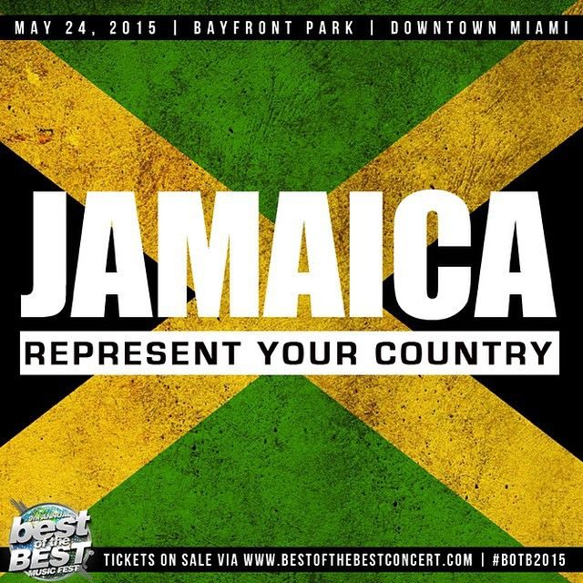 REALJABBA Represent your country at BOTB2015. Don't