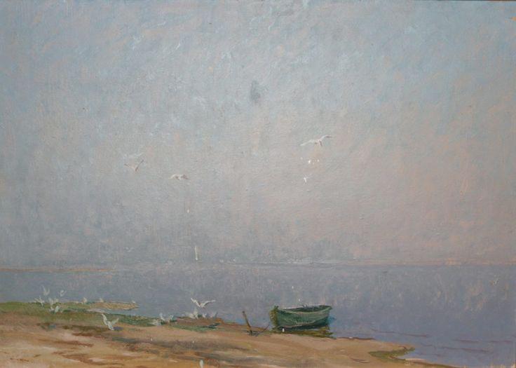 oleksandr-fomin-1923-2013-calm-at-sea-1970s-50-cm-x-70-cm-gouache-on-card-jpg-