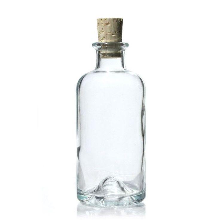 """200ml pharmacy bottle """"slim"""""""