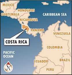 64 best COSTA RICA MAPS images on Pinterest Maps Costa rica and