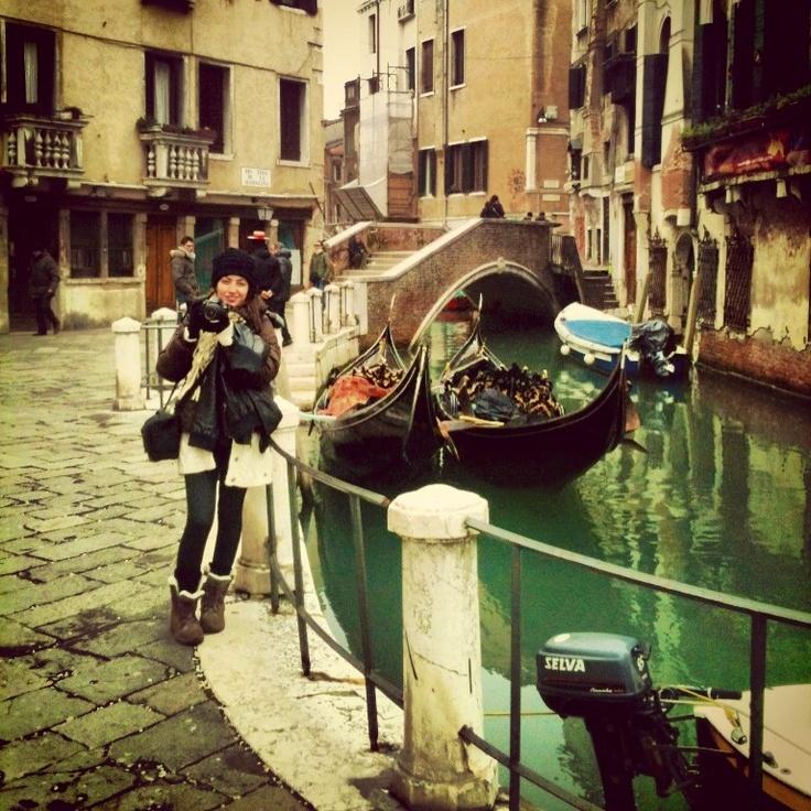 Venecia. Italia. Enero 2013