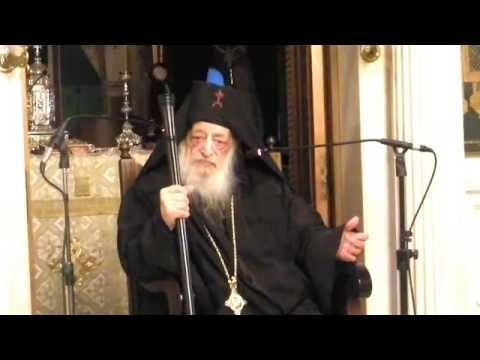 Γέροντας Νεκτάριος: ''Κόσμος χωρίς Χριστό, ένα μηδενικό'' 14-3-15