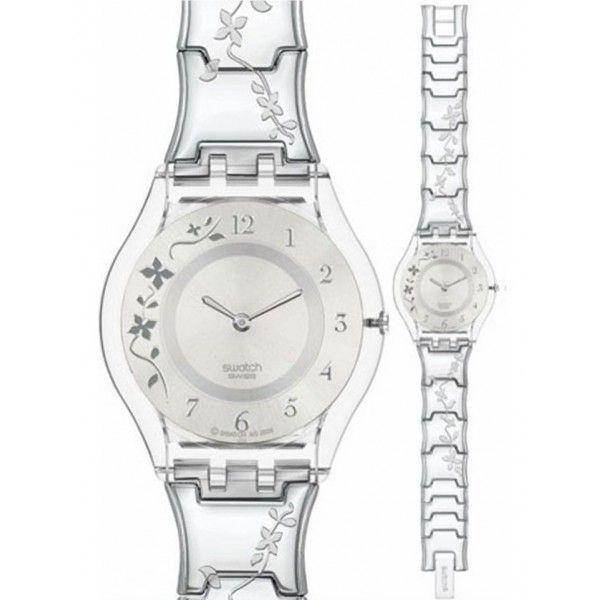 prezzo incredibile catturare consegna veloce Orologio Swatch Skin Classic Climber Flowery SFK300G ... in ...