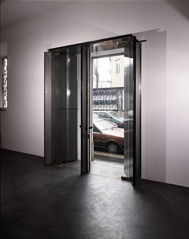 umberto riva - new york - ingresso