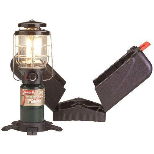 Coleman Northstar® PerfectFlow(TM) Instastart(TM) Propane Lantern with Hard Carry Case - http://survivingthesheep.com/coleman-northstar-perfectflowtm-instastarttm-propane-lantern-with-hard-carry-case/