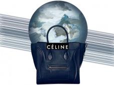 Cумка Celine Luggage bags - Small Shoulder, Medium Large - Celine Phantom Luggage bag.