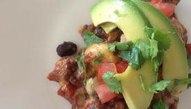 Instant Pot Skinny Enchiladas