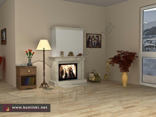 Kominki.net - projektowanie i budowa kominków dla wymagających