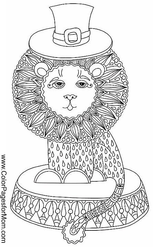 creature coloring page 2