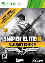 Boxshot: Sniper Elite III Ultimate Edition by 505 Games