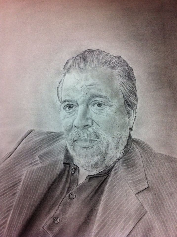 My latest drawing