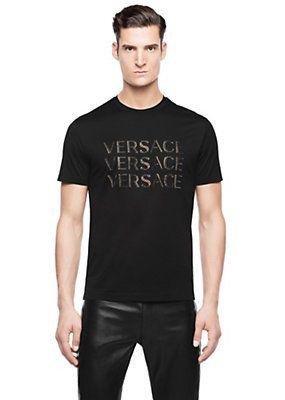 Versace - Cotton Versace T-shirt