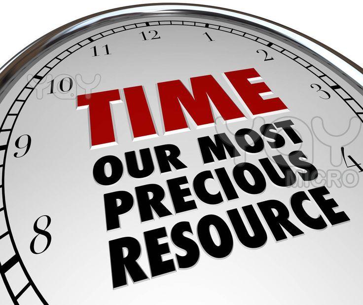 Tendencia Lineal, el tiempo es nuestro más valioso recurso.