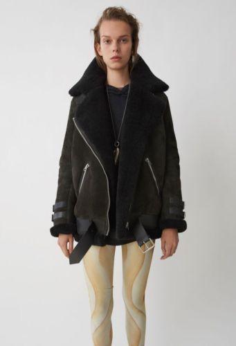 a03d5d4321ac Acne-Studios-Velocite-Shearling-Jacket-Suede-dark-grey-black-Size-32 ...