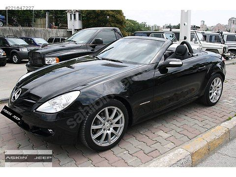 Mercedes - Benz / SLK / 200 Kompressor