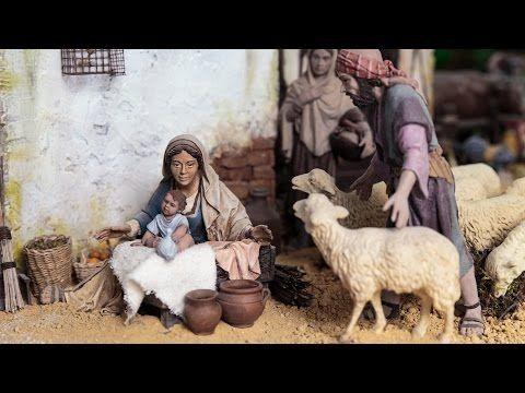 Belén del hospital San Juan de Dios - YouTube