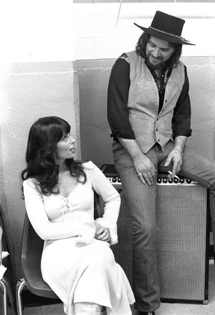 Jessi Colter & Waylon Jennings