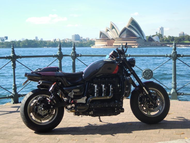 We are so excited to share with you the final product of a joined project with #PalatinaMotorrad Werkstatt  - THE #TRIUMPH RS ROCKET 3, which has finally come to fruition. This bike, made pretty much from #carbonfiber, is currently riding the roads of Australia. www.brebeckcomposite.com