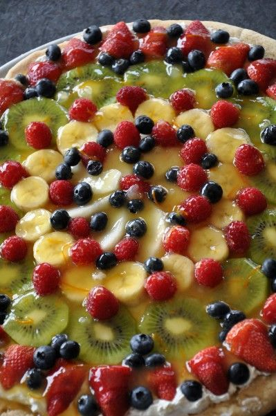 9 Simple Steps to a Lucious Fruit Pizza Recipe