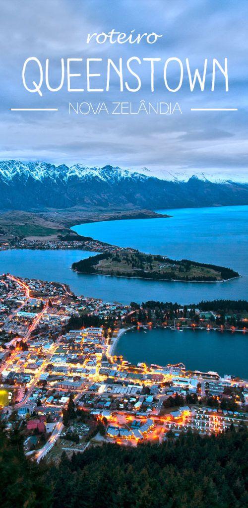 Queenstown é minha cidade favorita na Nova Zelândia! A capital dos esportes radicais, das paisagens maravilhosas, do snowboard e ski,…tem tanta coisa legal pra fazer que é impossível passar apenas um fim de semana! Veja um guia e roteiro em Queenstown!