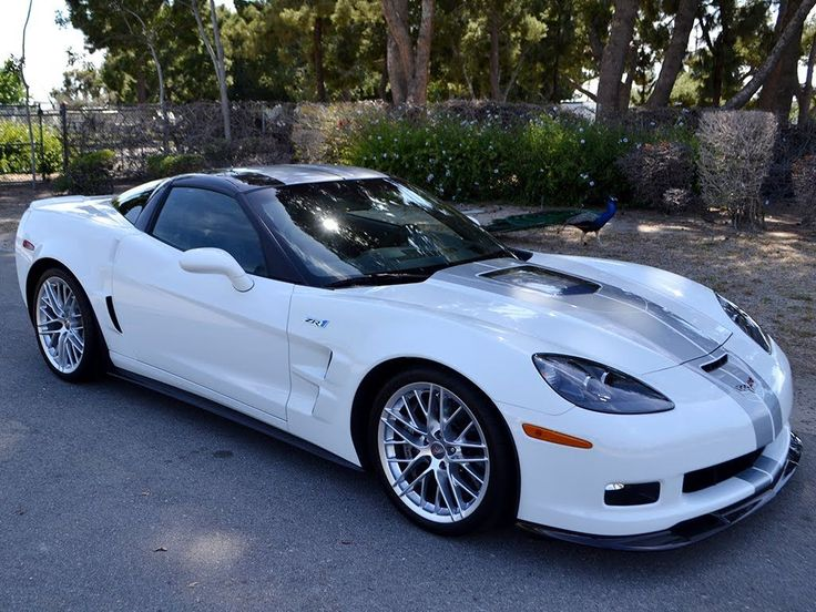 2013 Chevrolet Corvette 60th Anniversary ZR1 for sale by