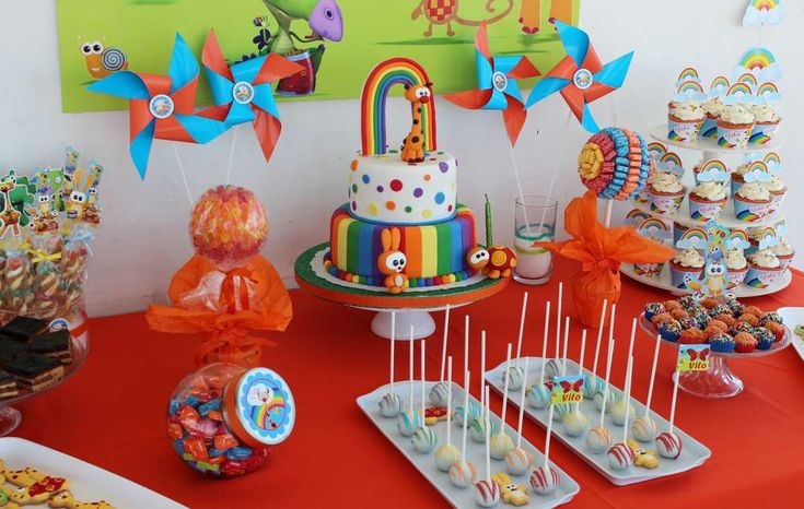 Baby TV Party  | CatchMyParty.com