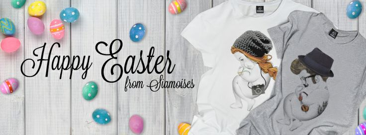 Happy easter #siamoises!