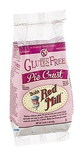Bob's Red Mill Gluten Free Pie Crust MIx -- 16 oz by Bob's Red Mill *** Learn more by visiting the image link.