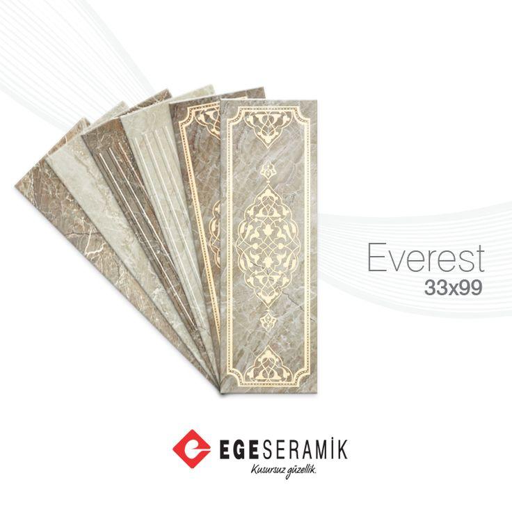 Everest serisi, özgün mermer desenleri ile dikkatleri üzerinde topluyor.