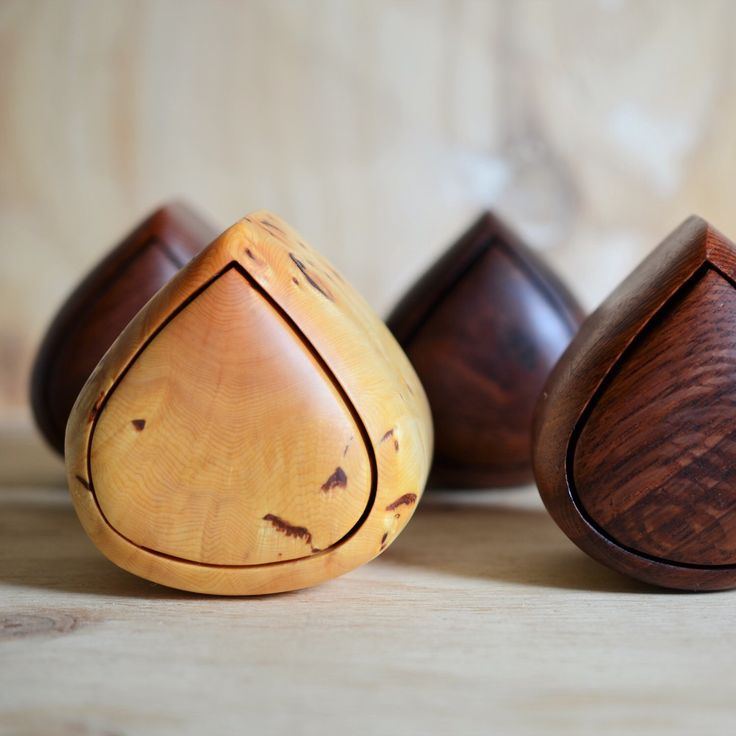 Pod boxes in native Australian timbers
