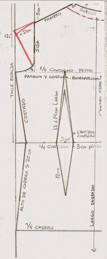 patronycostura.blogspot.com                                                                                                                                                                                 Más