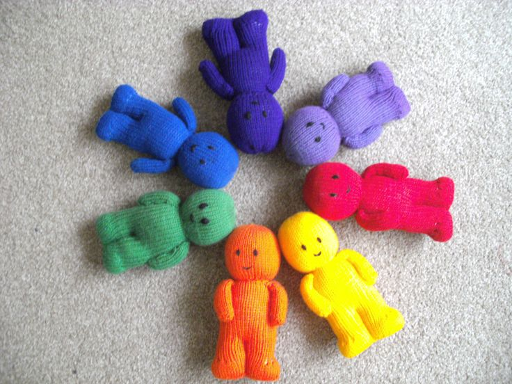 Knitting Pattern For Jelly Babies : jelly babies knitted stuff Pinterest Jelly babies