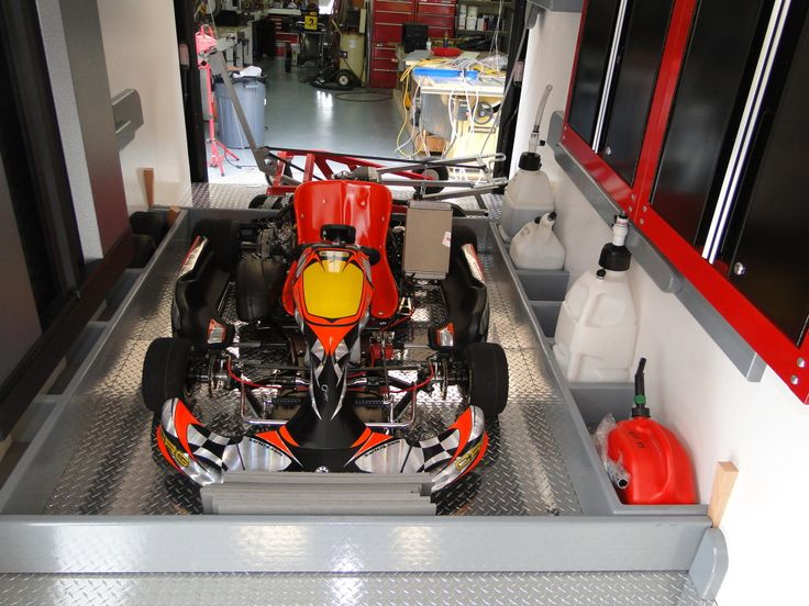 17 Best Images About Karting On Pinterest Toy Hauler
